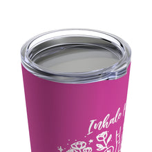 Load image into Gallery viewer, Inhale Peace Tumbler 20oz
