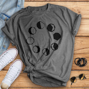 Phases of the Moon Tee