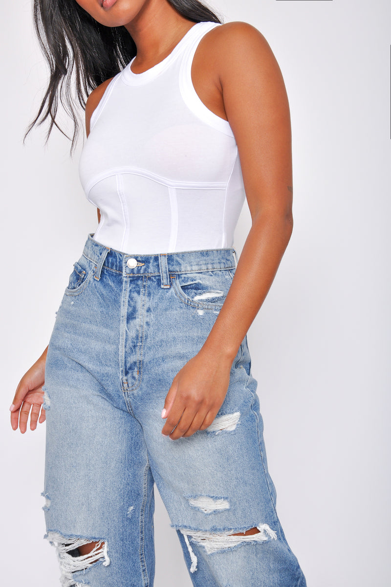 Multi Pocket Nylon Shoulder Bag - M Boutique