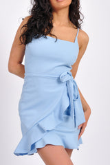 Smocked floral tube top