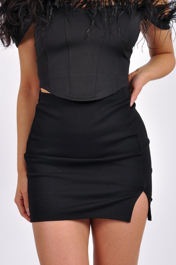 Puff Sleeve Off The Shoulder Floral Print Short Dress