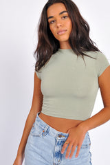 Long Sleeve Waffle Dolman - M Boutique