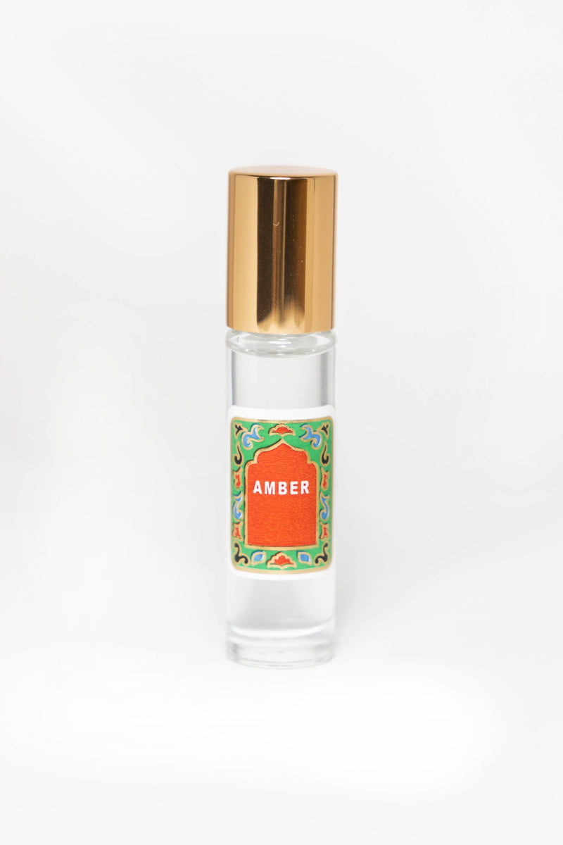Amber perfume oil - M Boutique
