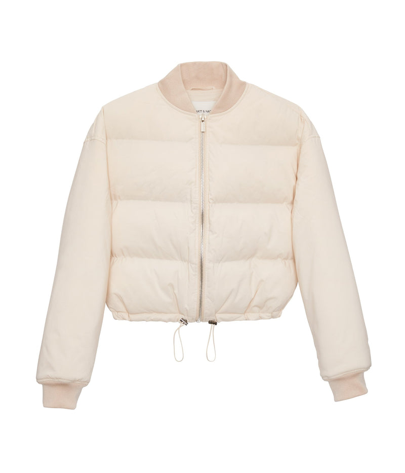 variant::off-white -- Kenya jacket off-white