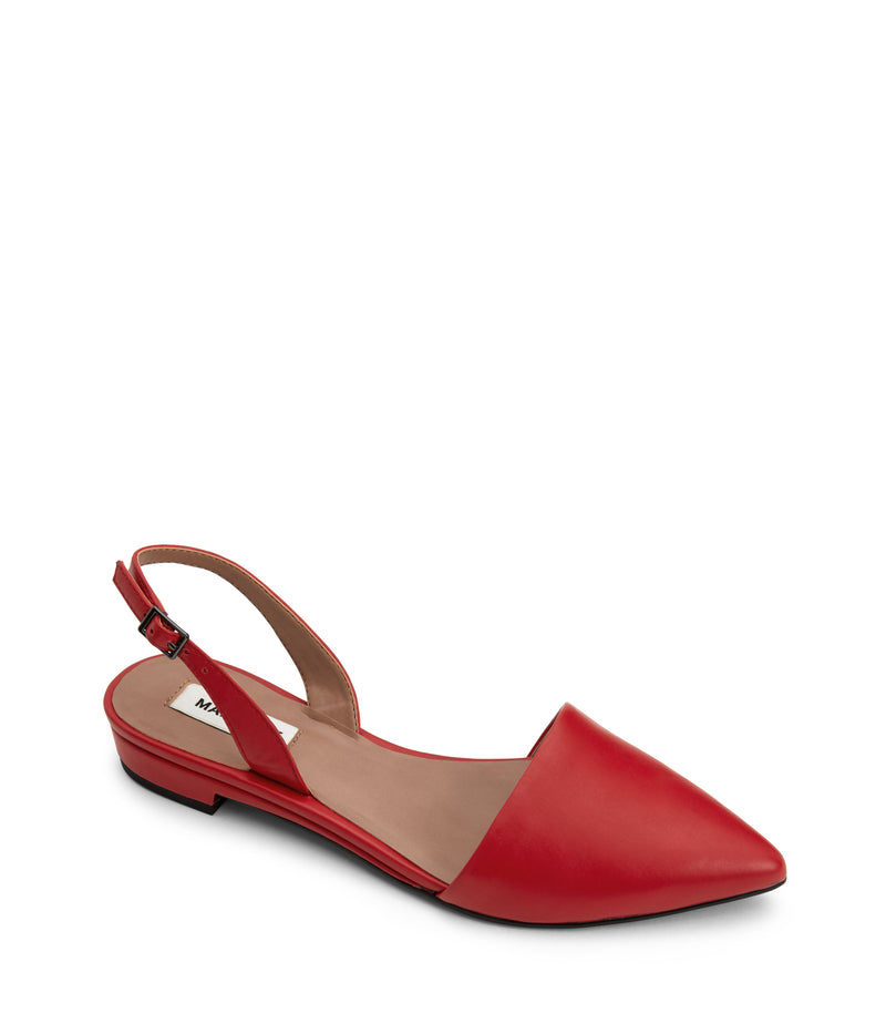 variant::red-- cory shoe red