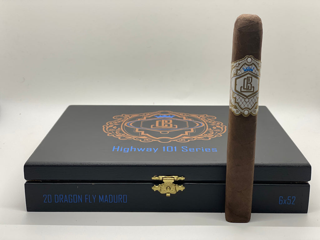 Dragon Fly Maduro Box Press 20pc Box