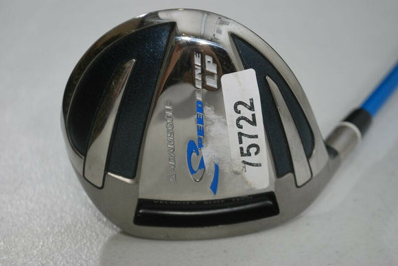 Adams Speedline LP Fairway Wood Left Graphite Stiff Flex Matrix Radix # 75722