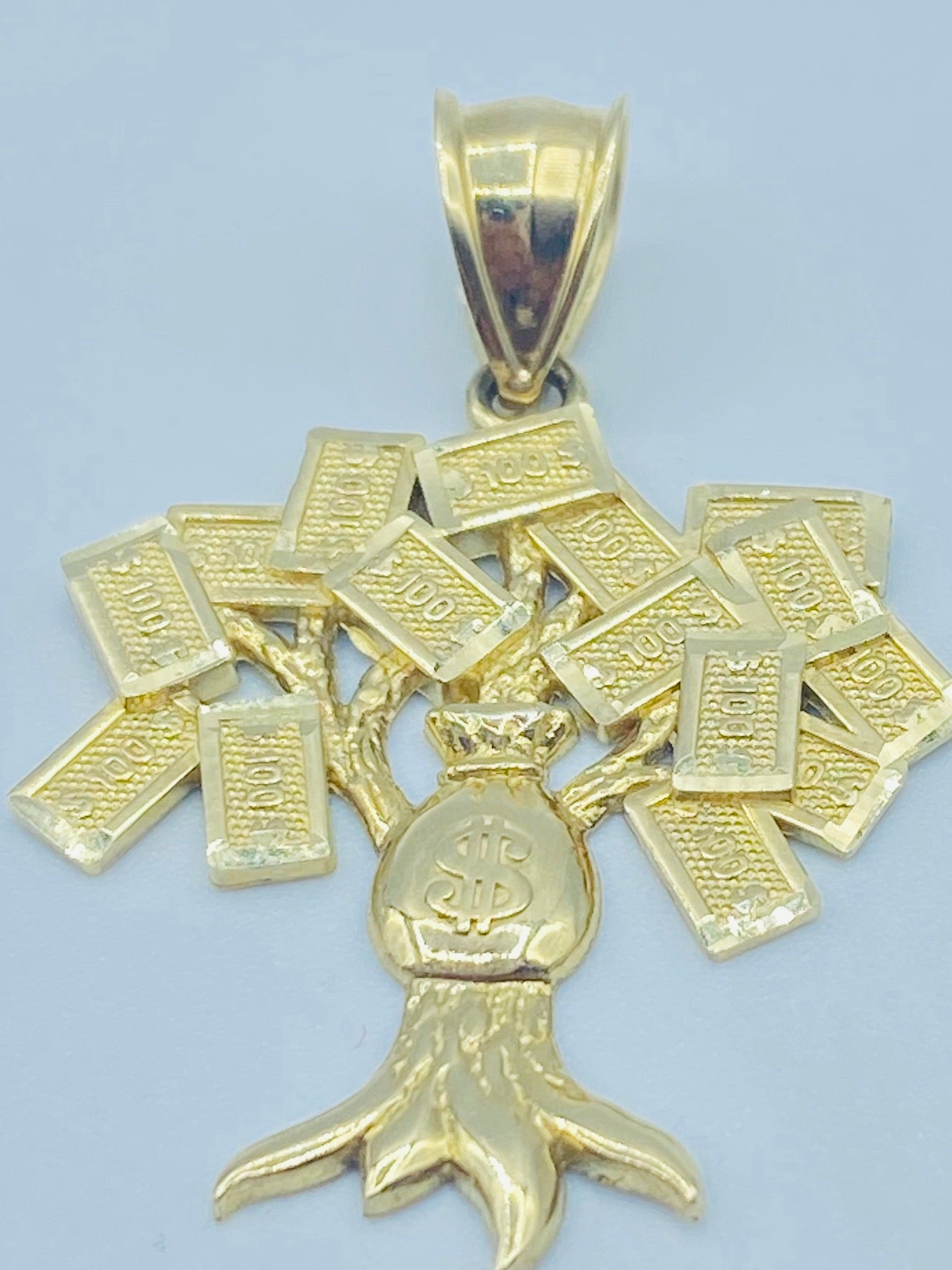 MONEY TREE PENDANT