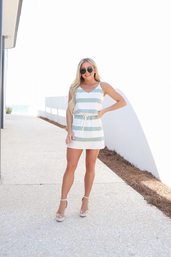 Stripe Right Dress