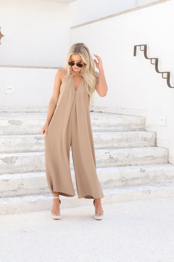 Undivided Attention Jumpsuit