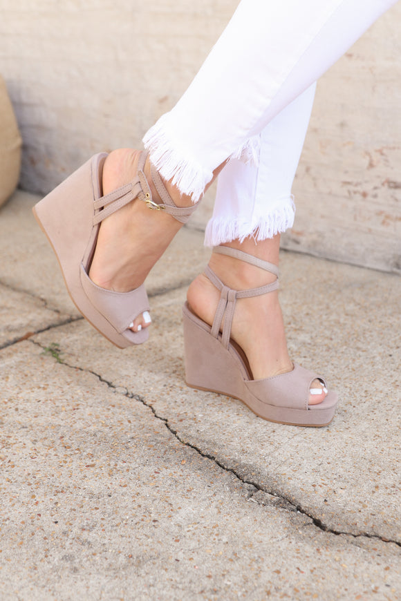 Sleek Style Wedges