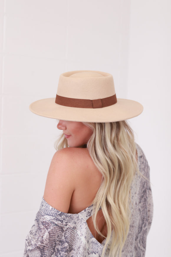 The Roaming Brim Hat