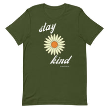 Load image into Gallery viewer, Stay Kind Graphic T-Shirt, Short-Sleeve Unisex T-Shirt