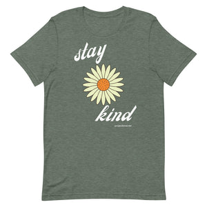 Stay Kind Graphic T-Shirt, Short-Sleeve Unisex T-Shirt