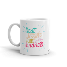 Load image into Gallery viewer, Treat People With Kindness Coffee Mug