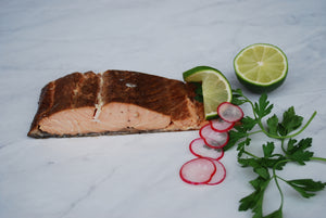 Load image into Gallery viewer, Hot Smoked Salmon