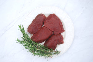 Load image into Gallery viewer, Medallions of Venison Loin (4 x min100g)
