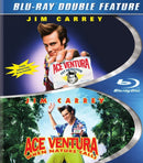 ACE VENTURA DOUBLE FEATURE BLU-RAY