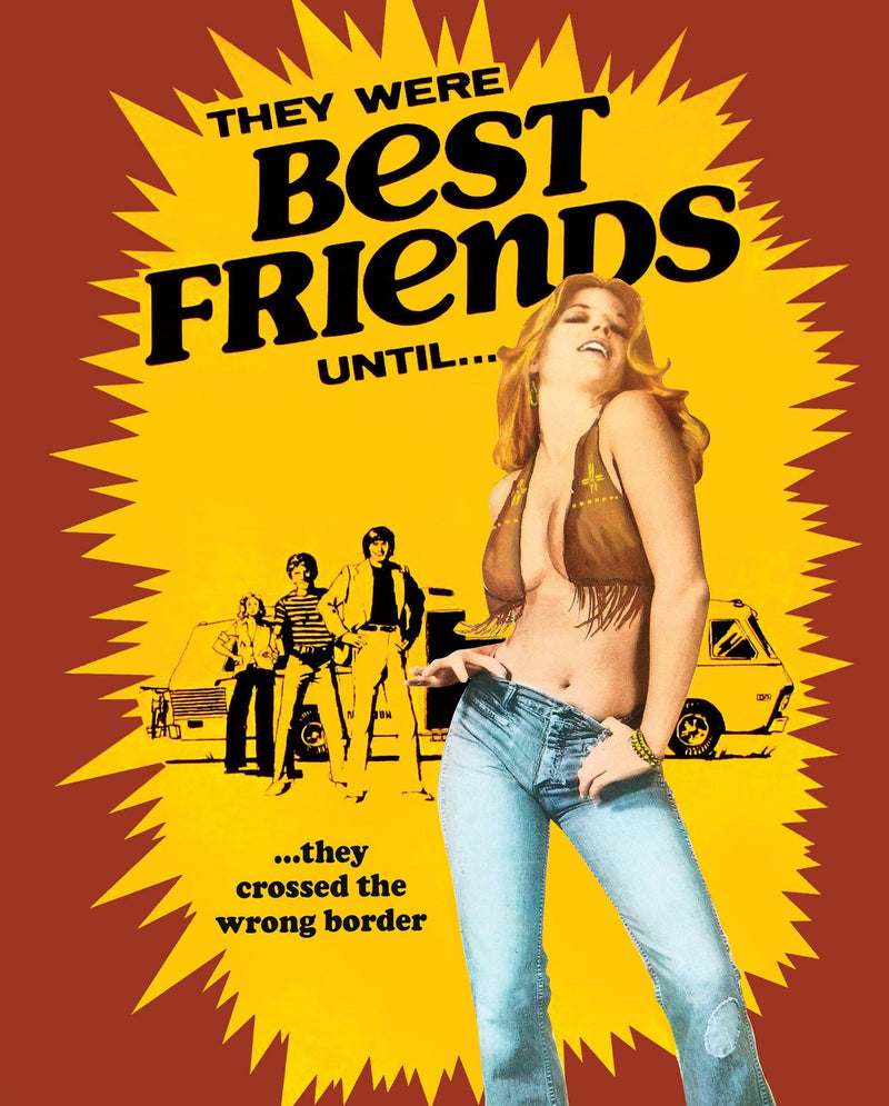 BEST FRIENDS BLU-RAY