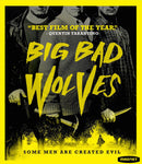 BIG BAD WOLVES BLU-RAY