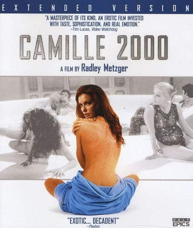 CAMILLE 2000 (EXTENDED VERSION) BLU-RAY