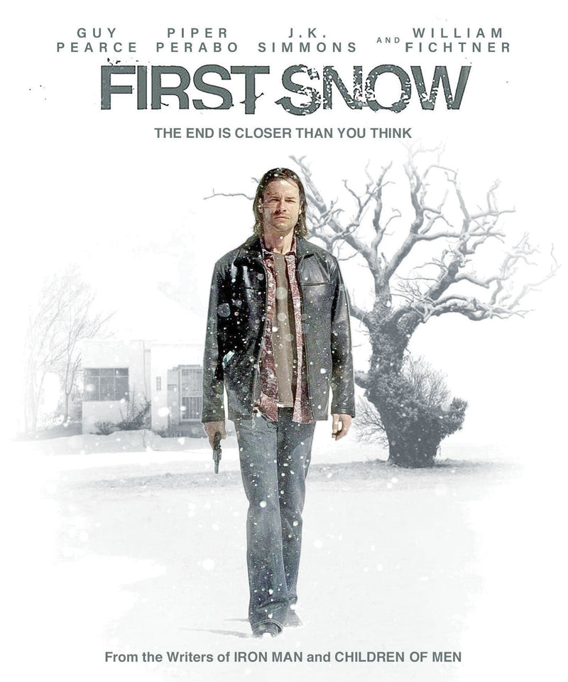 FIRST SNOW BLU-RAY