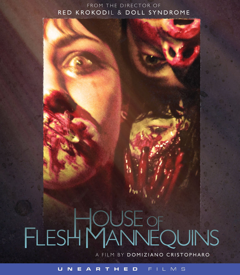 HOUSE OF FLESH MANNEQUINS (LIMITED EDITION) BLU-RAY