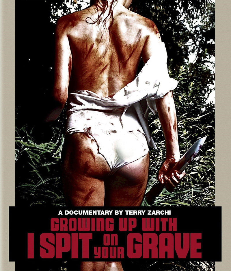I SPIT ON YOUR GRAVE (3-DISC COLLECTOR'S EDITION) BLU-RAY