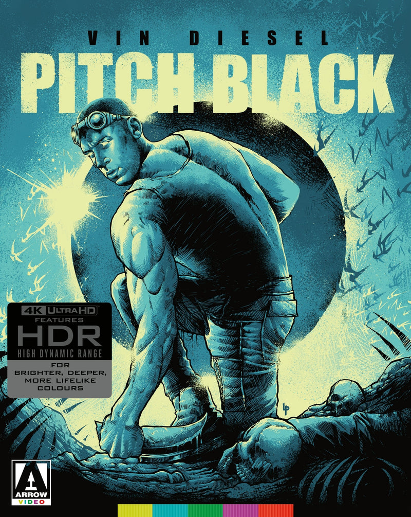 PITCH BLACK 4K ULTRA HD