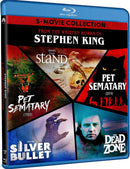 STEPHEN KING 5-MOVIE COLLECTION BLU-RAY