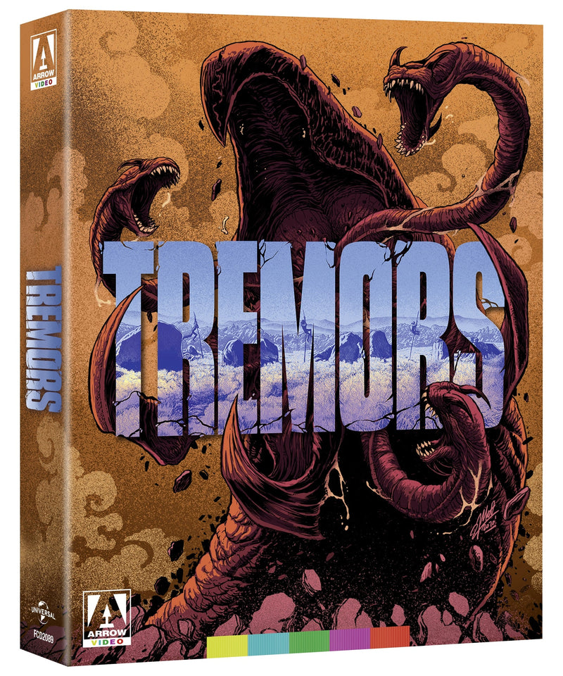 TREMORS (LIMITED EDITION) 4K ULTRA HD