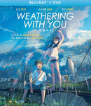 WEATHERING WITH YOU BLU-RAY/DVD