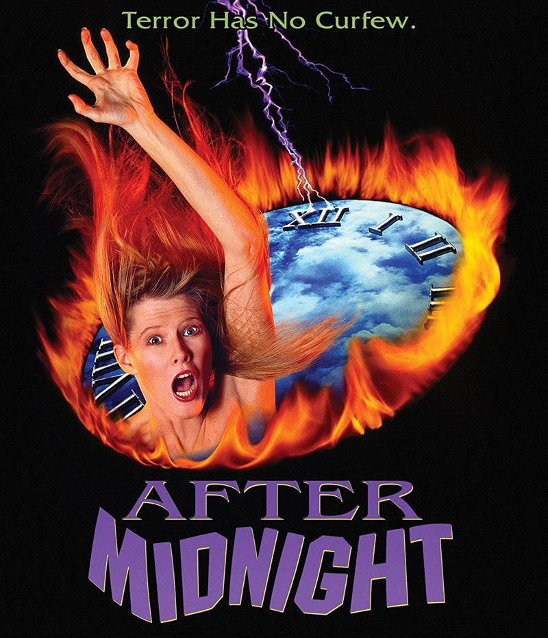 AFTER MIDNIGHT (1989) BLU-RAY