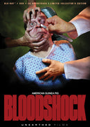 AMERICAN GUINEA PIG: BLOODSHOCK (LIMITED EDITION) BLU-RAY/DVD/CD