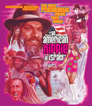 AN AMERICAN HIPPIE IN ISRAEL BLU-RAY