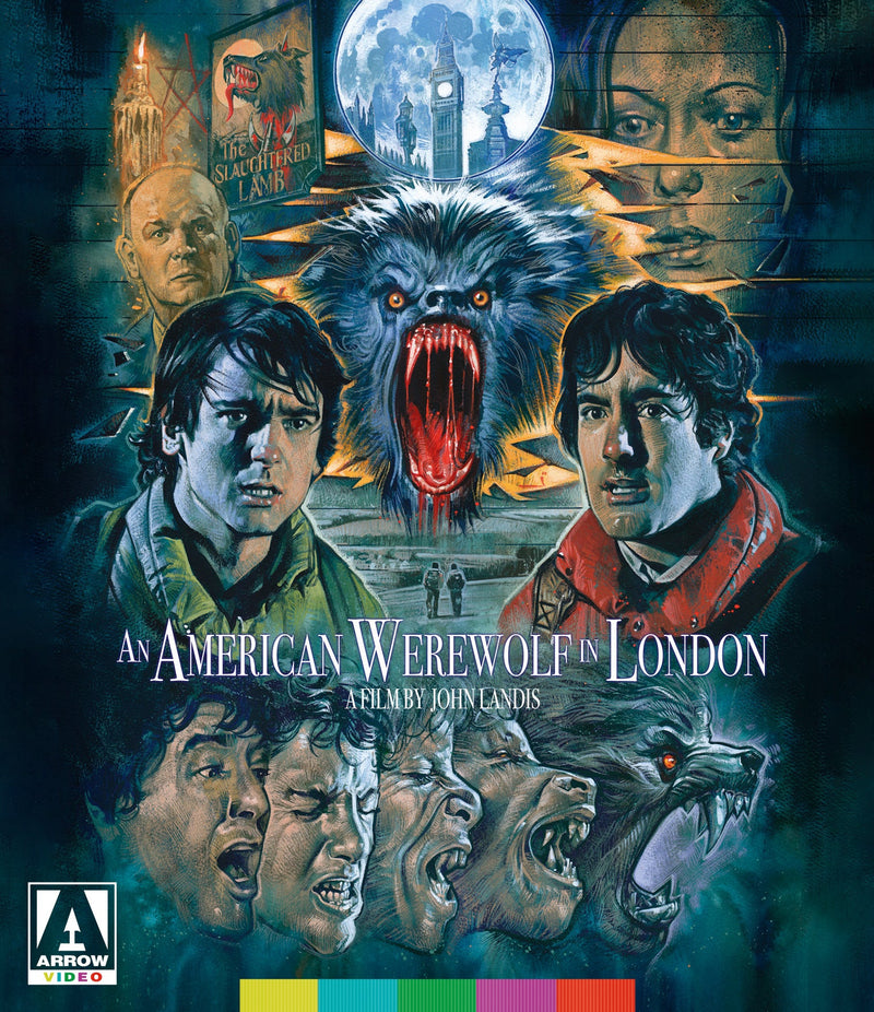 AN AMERICAN WEREWOLF IN LONDON (STANDARD EDITION) BLU-RAY