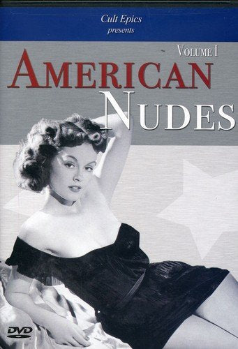 AMERICAN NUDES VOLUME I DVD