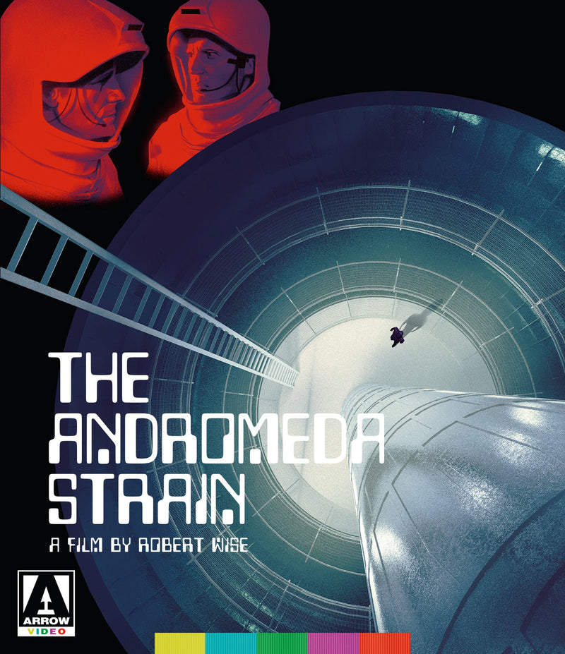 THE ANDROMEDA STRAIN BLU-RAY