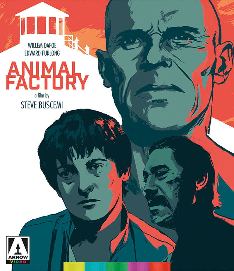 ANIMAL FACTORY BLU-RAY