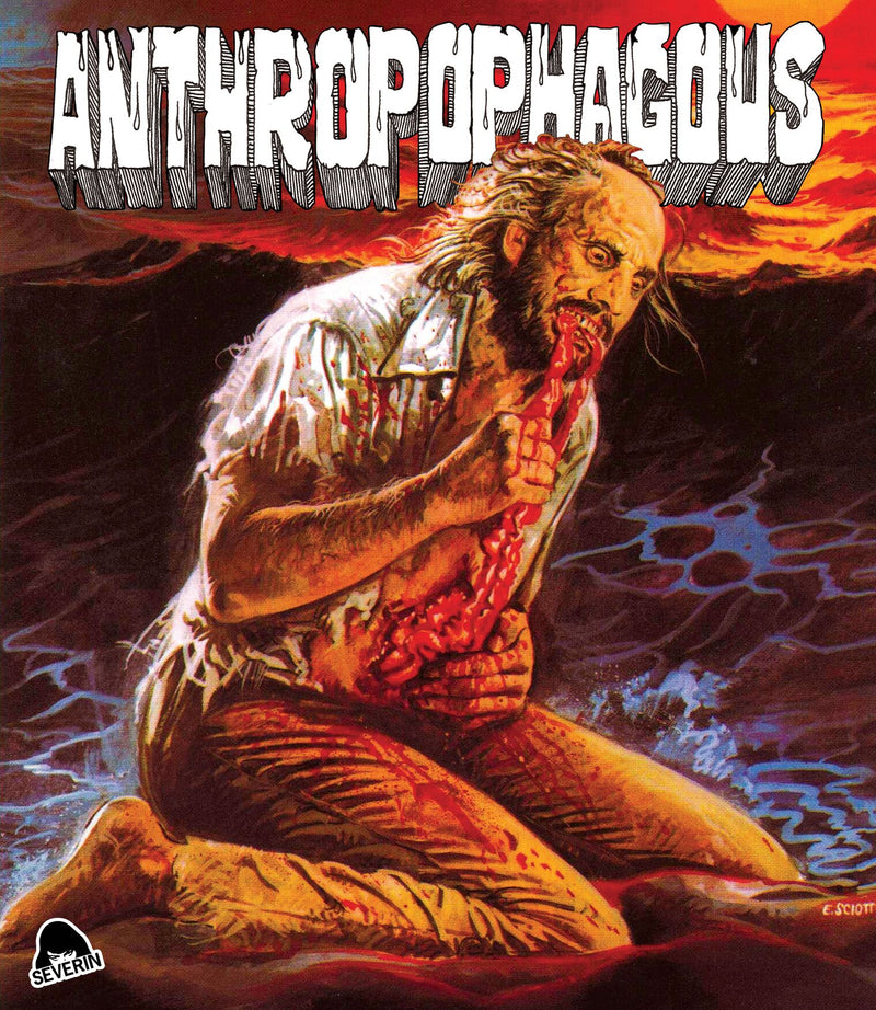 ANTHROPOPHAGUS BLU-RAY