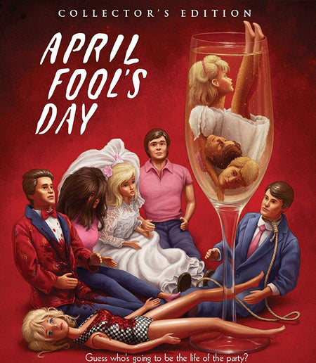 APRIL FOOL'S DAY (COLLECTOR'S EDITION) BLU-RAY