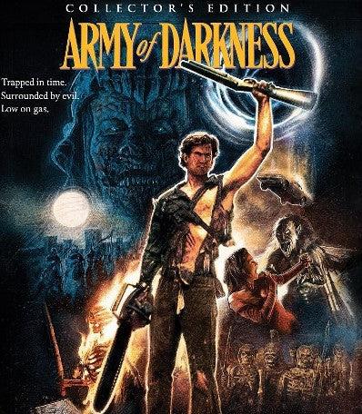 ARMY OF DARKNESS (COLLECTOR'S EDITION) BLU-RAY