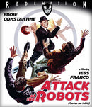 ATTACK OF THE ROBOTS BLU-RAY