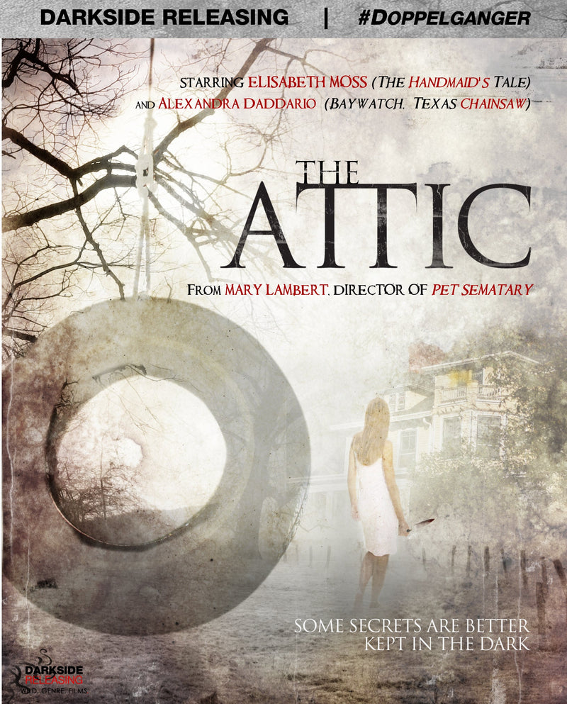 THE ATTIC BLU-RAY