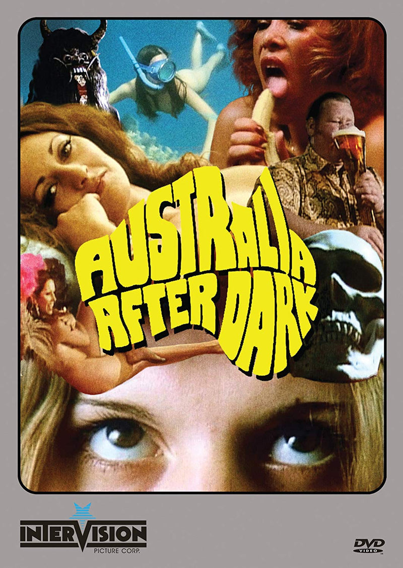 AUSTRALIA AFTER DARK DVD