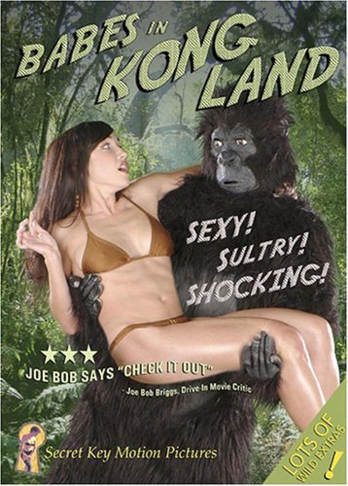 BABES IN KONGLAND DVD