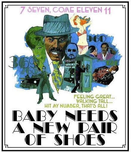 BABY NEEDS A NEW PAIR OF SHOES BLU-RAY