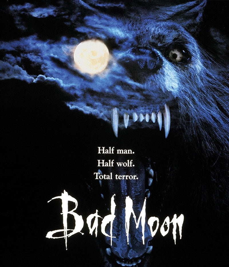 BAD MOON BLU-RAY