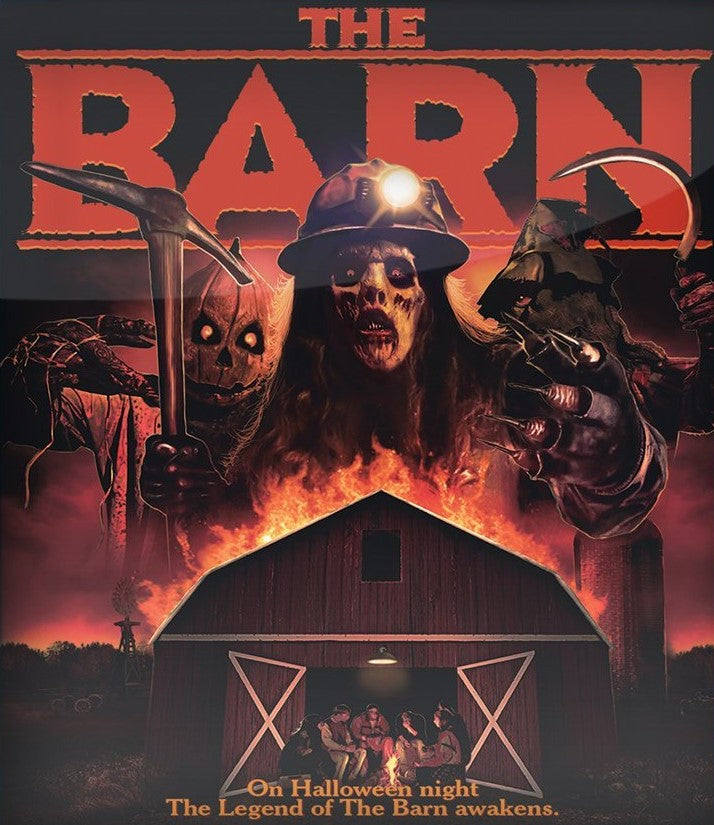 THE BARN BLU-RAY