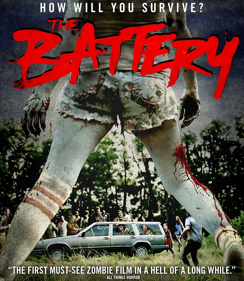THE BATTERY BLU-RAY